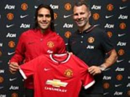 radamel falcao loan move to manchester united was done after transfer window shut... so how did they not break the rules?