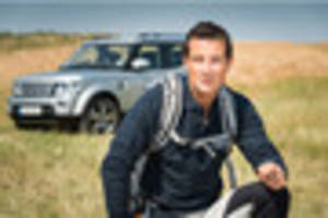 VIDEO: Bears Grylls discovers adventure with Land Rover